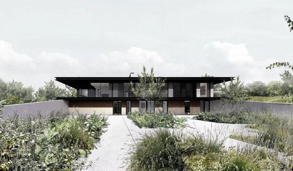 Arkitekttegnet villa